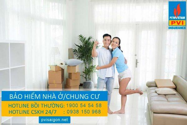 Bảo hiểm căn hộ chung cư